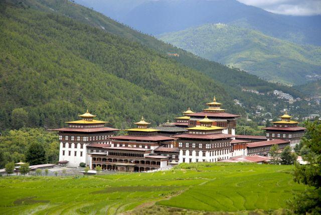 dzong nuovo