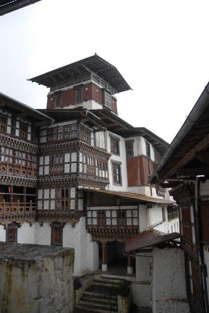 dzong vecchio
